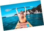 Yes! Kayaking